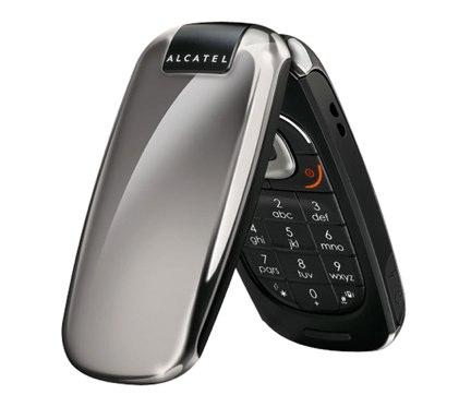 Alcatel OT-V270 al MWC 2008
