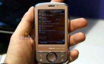 Asus Galaxy Mini scheda tecnica di un anti-HTC Touch