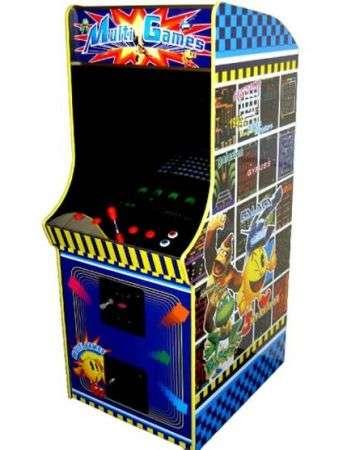 Cosmic MultiGame: Arcade Retrò per la casa!