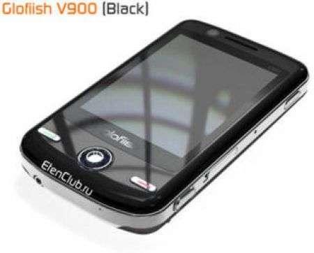 E-Ten Glofiish V900 scheda tecnica