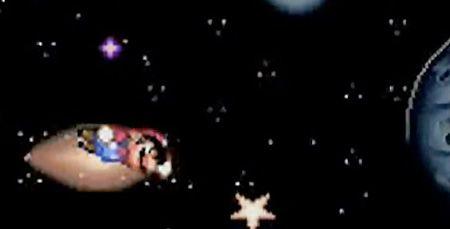 Super Mario Galaxy su SNES?