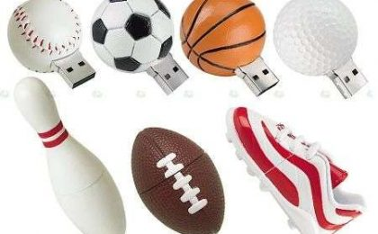 GreenHouse: Penne usb sportive