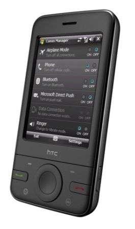 HTC P3470 con GPS al GSMA 2008