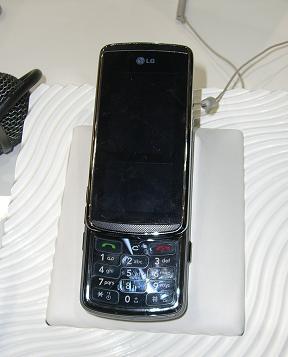 lg kf600 slider