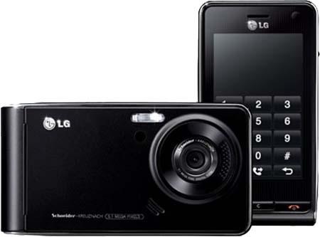 LG Viewty ora registra in VGA a 120 fps