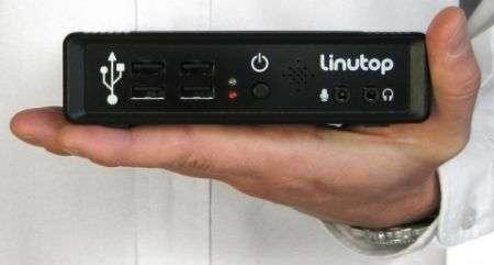 Linutop 2: nuovo pc desktop Linux portatile