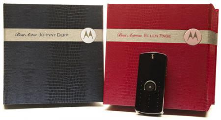 Motorola ROKR E8 anteprima agli Oscar!