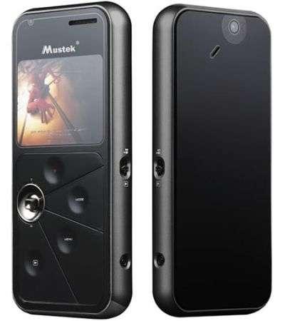 Mustek DV300T è una fotocamera!