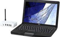 NEC LJ700/LH con Wireless USB