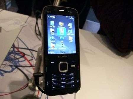 Nokia N78, la nostra prova al WMC 2008