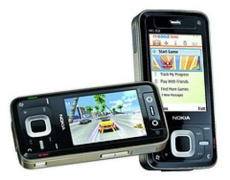 N-Gage su Nokia N95 8GB ecco come fare