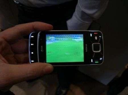 Nokia N96, la nostra prova al WMC 2008
