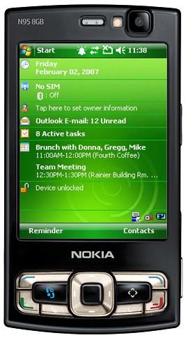 Nokia Windows Mobile?