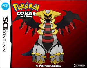 Pokèmon Versione Corallo, leggenda?