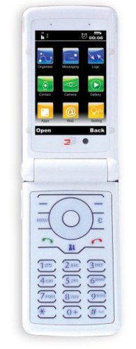 Purple Magic 3G phone con Linux