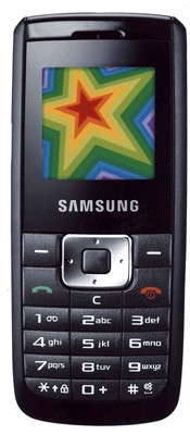 Samsung Guru100 per l'India
