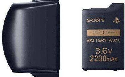 PSP: superbatteria da 11 ore