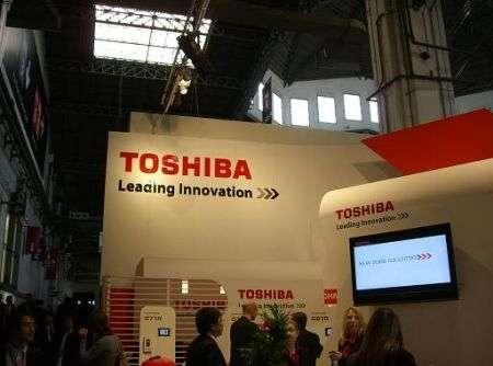 Novità Toshiba al MWC 2008