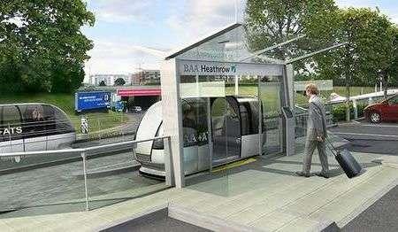 ULTra: treni personali del futuro