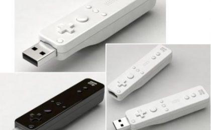 Wedisk: Wiimote USB Flash Drive!