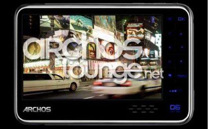 Archos 606 con 3G+ by SFR