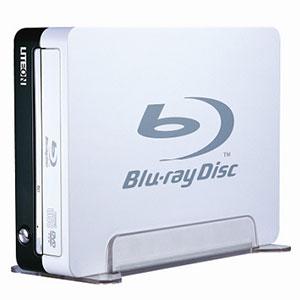 Primo lettore Blu Ray esterno