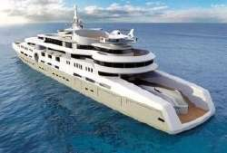 Eclipse Infinity Yacht!