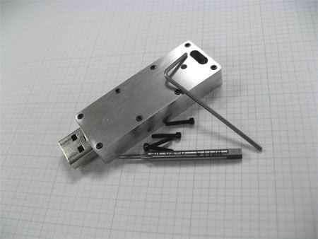 Corsair Flash Voyager: alluminio e resistenza