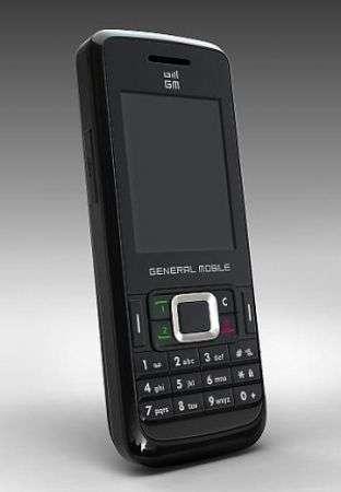 General Mobile DST33 con doppia simcard