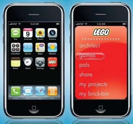 Giochi iPhone: LEGO, dai spazio alla fantasia
