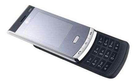 Cebit 2008: LG KF750