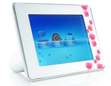 Cornice Digitale Con Sveglia E Calendario.Lg Pf351 Cornice Digitale Con Sveglia E Calendario Tecnocino