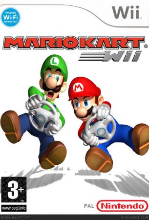 Mario Kart Wii l'11 Aprile