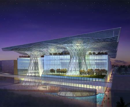 Masdar Headquarters: produrre più energia di quanta se ne spende