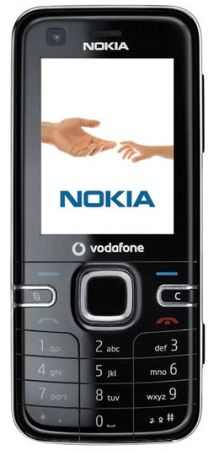 Nokia 6124 Classic Vodafone, scheda tecnica