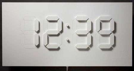 Il vero orologio digitale analogico