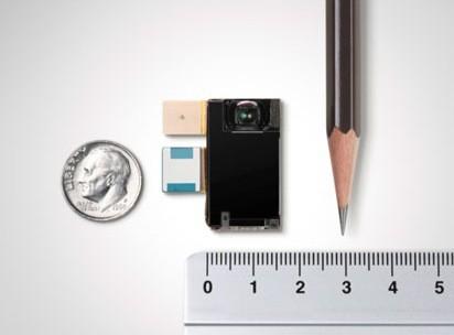 Samsung modulo micro da 8 megapixel per cellulari