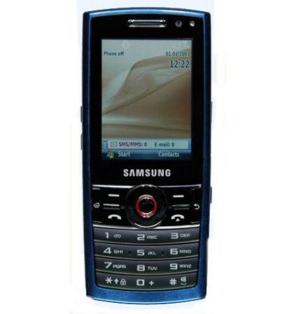 Samsung SGH-i200, scheda tecnica