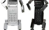 Softbank 815T PB by Toshiba: un telefono robot...