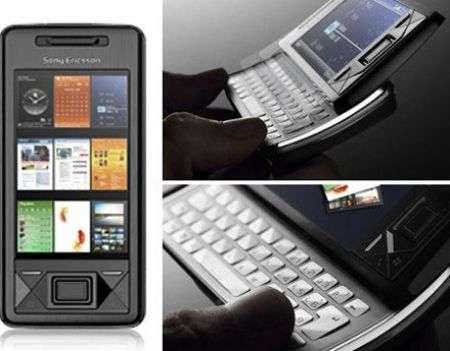 Sony Ericsson X1 Xperia uscirà tra un anno?