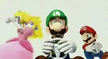 Mario Kart Wii, il trailer