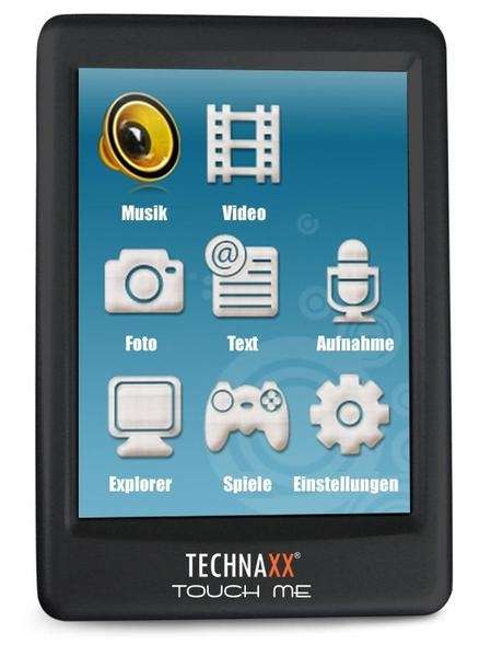 Technaxx TouchMe PMP stiloso