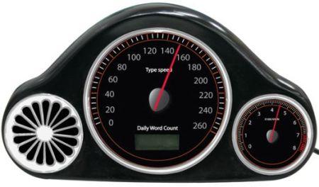 USB Speedometer: quanto digiti veloce?