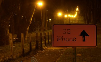 Foxconn produrrà i 3G iPhone