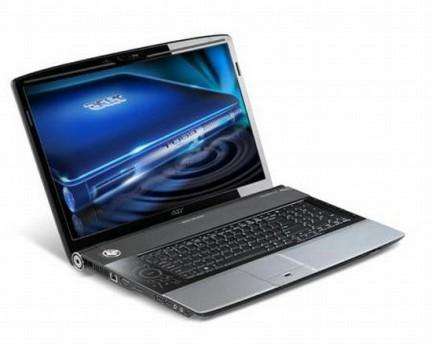 Acer Aspire 8920G pronto