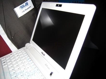Asus EeePc 900 in arrivo, scheda tecnica