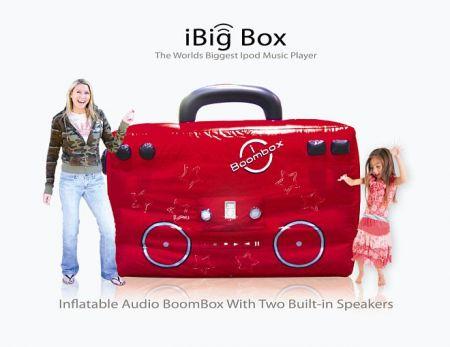 iBig Box: assurdo accessorio per iPod
