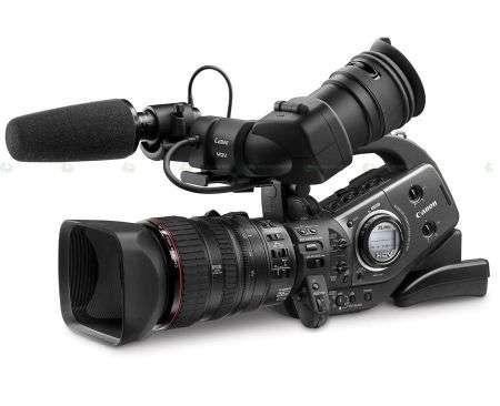 Canon XL H1S e H1A