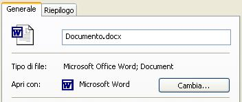 File .Docx aprirli o convertirli in .doc senza Office 2007