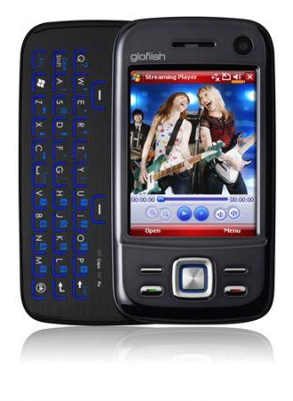 E-Ten Glofiish M810, ottimo smartphone